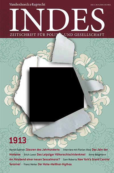 Cover INDES '1913'