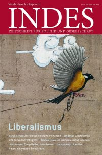 Cover INDES-Ausgabe »Liberalismus«