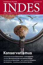 Cover INDES 'Konservatismus'